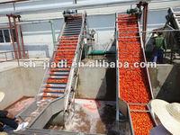 Concentrate fruit juice processing plant