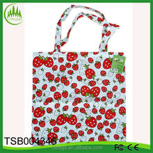 Payment asia alibaba china women cotton shopping strawberry bag