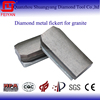 Diamond metal fickerts abrasive for granite/ FEIYAN diamond fickerts