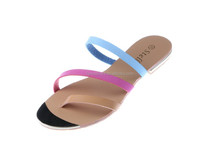 new design rubber sole slide sandals suede leather slide sandals mens suede leather slide