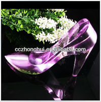 2015 diversified latest designs crystal shoes