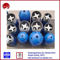 Oilfield cenmenting tools downhole tools Float shoe&float collar