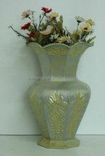 METAL Flower vase,flower pot,flower bucket