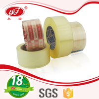 Custom printing BOPP Gum Tape For Packing Printed Tape