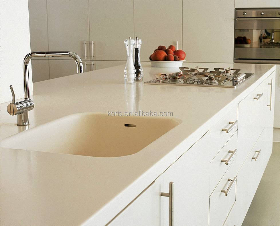Solid Countertop Options : Wholesale Solid Surface Granite Countertop Material - Buy Solid ...