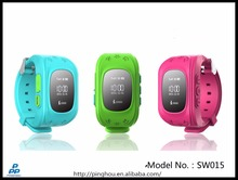 Unique blue purple green kids gps watches best present for kids