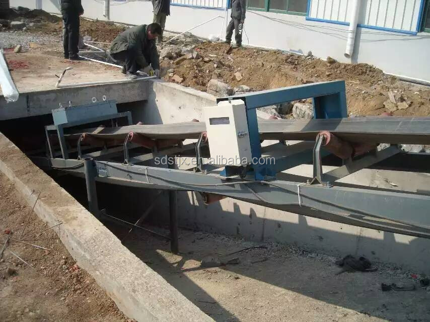 Detector/Conveyor belt metal detector for cement, limestone, coal