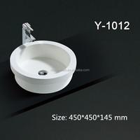 DOMO Deep wash basin bathroom face ceramic basin bowl