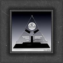 Film festival crystal award,crystal trophy,crystal gift