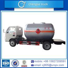 Mini gas tank truck