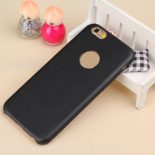 New Arrive PU Leather Cheap Mobile Phone Case For Iphone 6 Cover With Wooden For Iphone Case PC