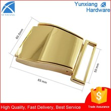 CD9133 High Quality Strong Seat Belt Buckle Metal