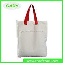 Personalized Standard Size Canvas Tote Bag