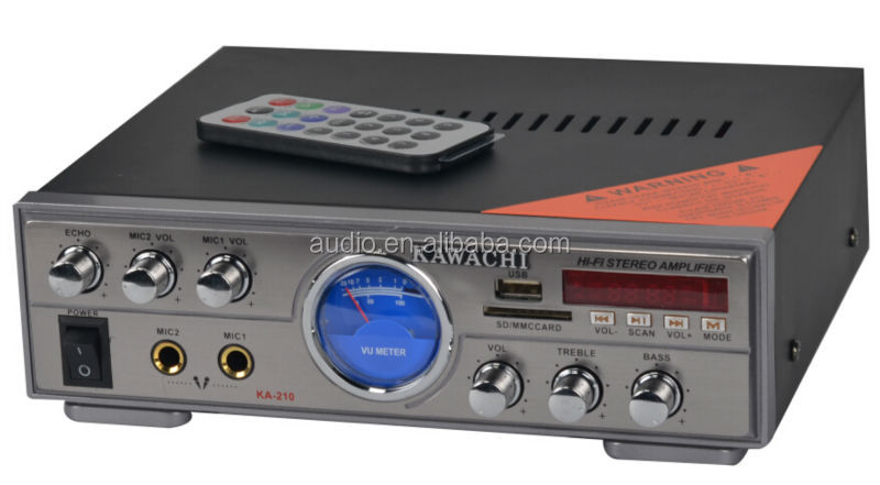 Ka-210 maison numérique alimenté par usb mini amplificateur audio
