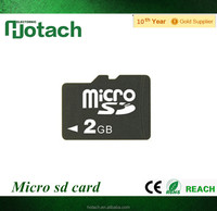 Best selling made in taiwan wholesale 2gb memory card micro sd card