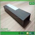 wpc placa da parede de pvc painel de parede composto plástico de madeira composta placa do teto do pvc