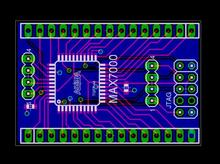 simple single sided boards PCB design using the latest technologies