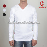 Blank cotton man tshirt with 3 color