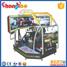 Arcade Games Car Race Game Chinese Manufacturer T1 Dynamic 3 Screens Racing (1)