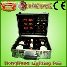 Aluminum portable LED demo case ,high quality LED display case /LED tester box / LED display cabinet