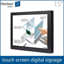 "15""19""22"" small size LCD TV with HDMI output,VGA port industrial LCD touch screen monitor"