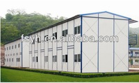 mobile prefabricated green house