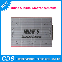 Inline 5 Insite 7.62 For Cummins With Multi Languages For Cummins Inline 5 Insite 7.62 Heavy Duty Diagnostic Tool