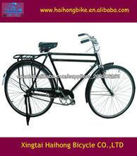 shanghai feria tradicional bicicleta bicicleta, clásica pesado 28 de''aceite bicicletas antiguas