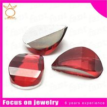 Jewelry Accessories ,Colorful Flatback Crystal Trimming ,DIY Decoration ,Clothing Accessories 2 Hole 500Pcs/BagAccopt Mix Colors