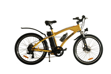 Electric Mountain Bike 26 inch with Suspension Fork JB-TDE01Z