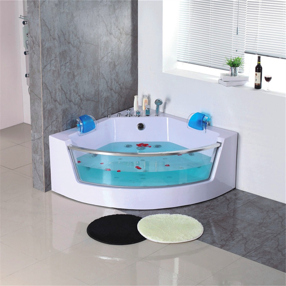 Hot One Person Modern Front Glass Underwater Air Bubble Manual ...