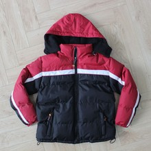 2016 New Wholesale Boutique Clothing Boys Down Jacket Leather