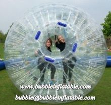 Transparent inflatable China zorbing ball, inflatable zorb ball with wonderful design amd quality