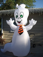 2015Hot sale and Good cartoon product ,Inflatable Halloween Animated Ghost Inflatable products for children