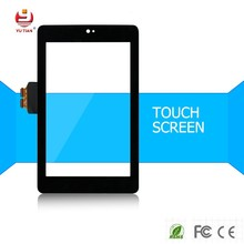 "For Google Lg Nexus 7 wholesale spare parts 7"" glass lcd digitizer tablet touch screen"