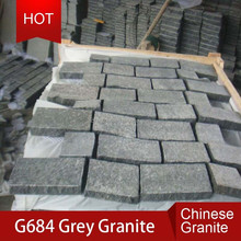 China Black Granite G684 Natural Basalt Stone