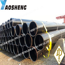 Good Quality API 5L Oil Pipeline/LSAW/SAW Steel Pipe Manufacturer
