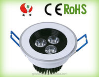 220v 3w led ceiling light,flourishing and distinguished modern led ring light