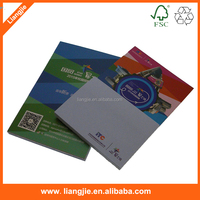 Fold Advertising custom sticky note ,memo pads