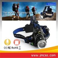 waterproof 1080p sport headlight cctv camera security camera outdoor