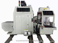 2015 WUYUE MACHINE carton box machine WYE-100125A the cinch binding machine not closing wires with CHINA
