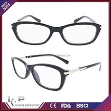 New Type High Performance Popular High Quality Acetate Frame Injection Optical Frame