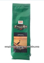 FDA grade brazil coffee bag / small coffee bean packaging bags
