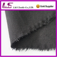65% polyester 35% cotton polyester twill cotton fabric peach finished T/C textile fabric