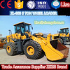 Trade Assurance supplier 3.0 m3 bucket 5T loader for sale with sale