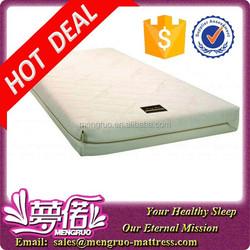 Middle zippe quilt foam baby play mattress