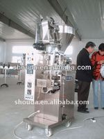 SD-J Automatic plastic bag viscous washing liquid packing machine with CE, ISO
