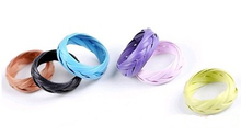 Fashion wholesale plastic ring
