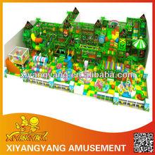 Biggest forest used indoor cheap playround equipment , indoor playground in Wenzhou professional manufacturer