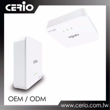500mW 2.4Ghz 2x2 Built-in Omni Directional Antennas 300mbps IEEE802.3af/at PoE IEEE802.11b/g/n Ceiling Access Point